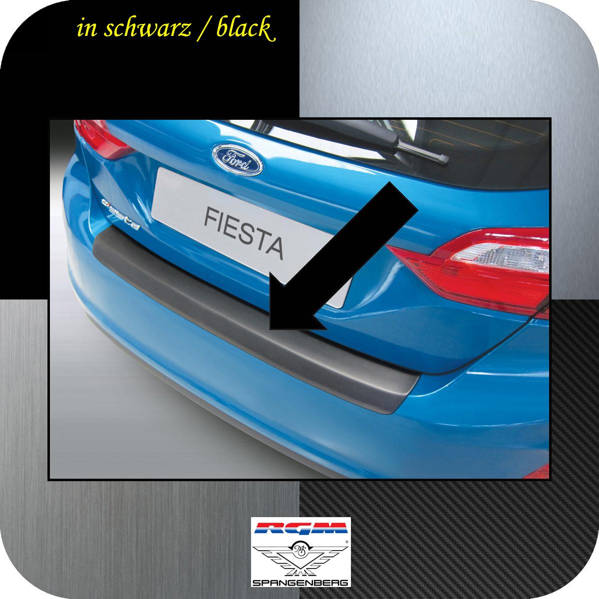 Ladekantenschutz schwarz Ford Fiesta VII Mk8 auch Sportsvan 07.2017- 3500883