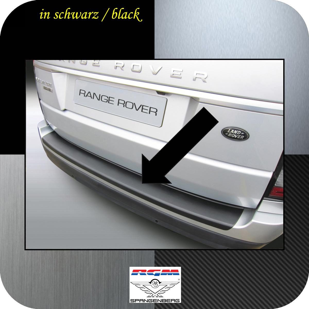 Ladekantenschutz schwarz Land Rover Range Rover IV Vogue ab 2012- 3500892