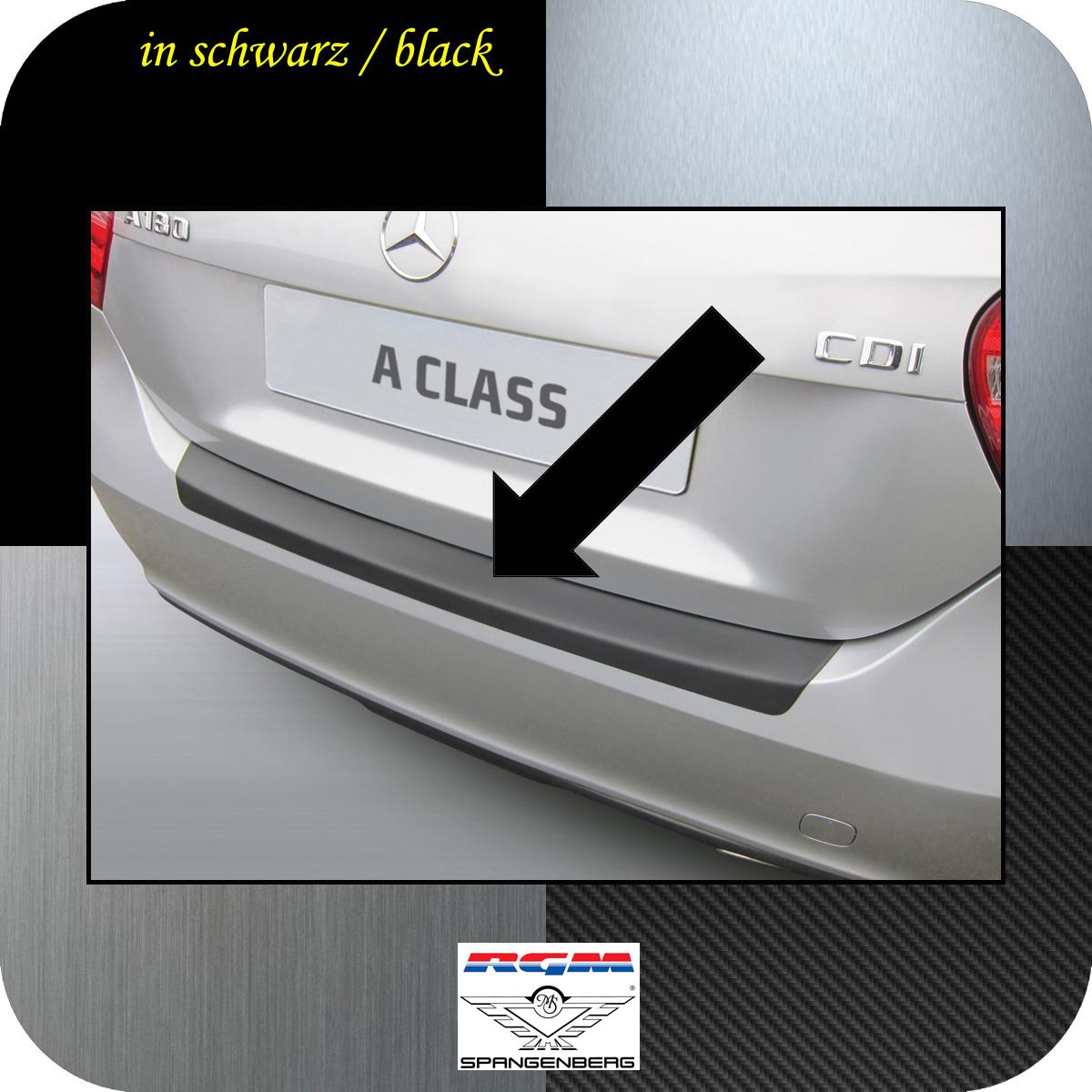 Ladekantenschutz schwarz Mercedes Benz A-Klasse W176 Schrägheck ab 2015- 3500933