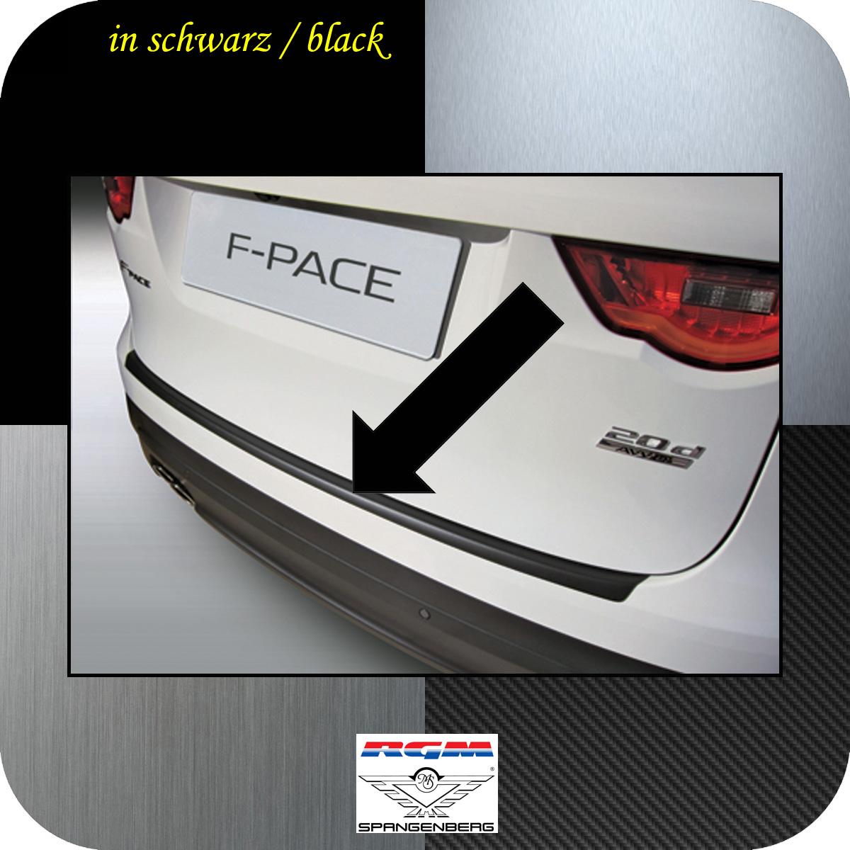 Ladekantenschutz schwarz Jaguar F-Pace SUV Kombi ab Baujahr 2015- 3500942