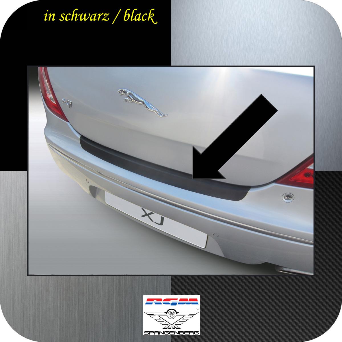 Ladekantenschutz schwarz Jaguar XJ Limousine 4-Türer ab Baujahr 2009- 3500954