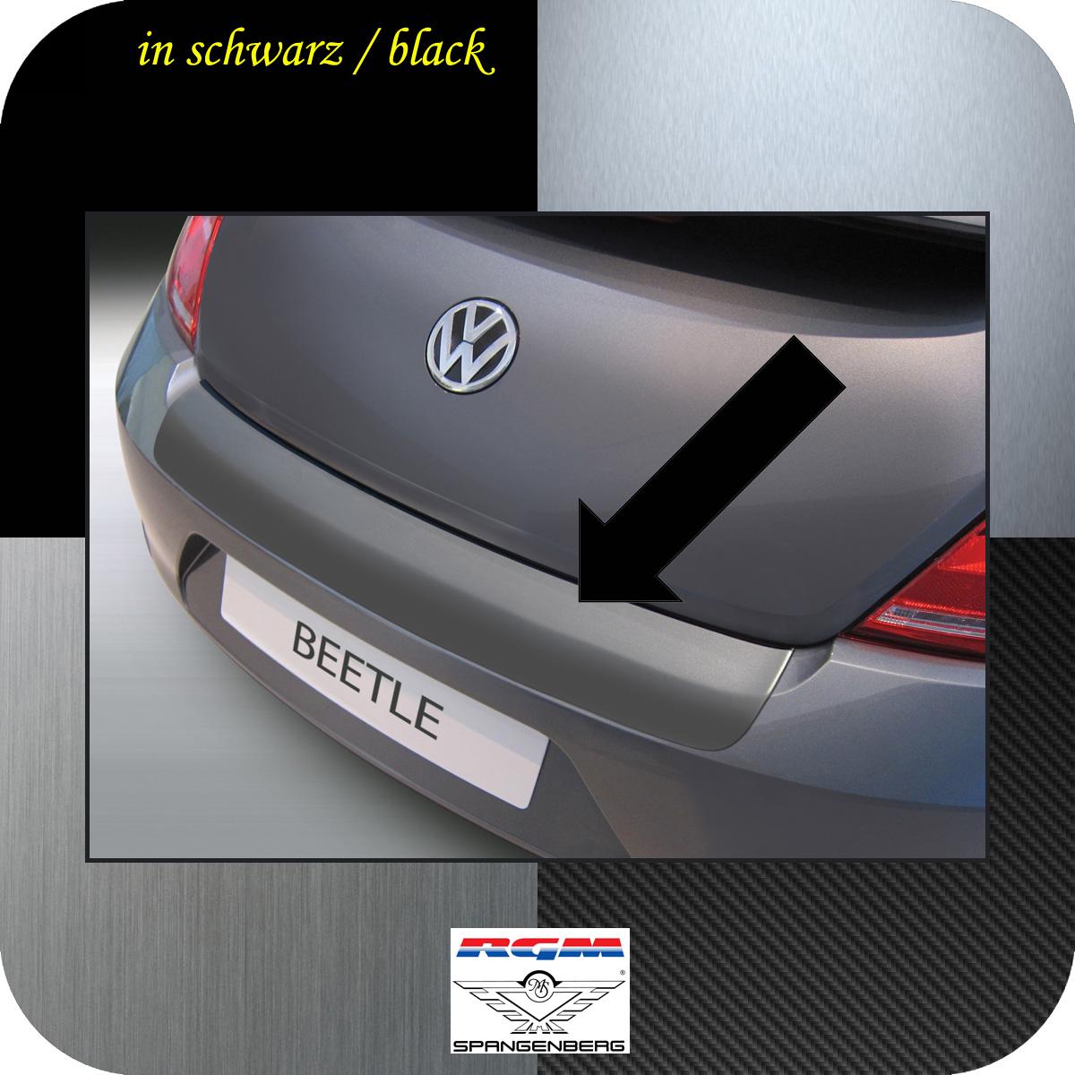 Ladekantenschutz schwarz Volkswagen VW Beetle 5C ab 10.2011- 3500958
