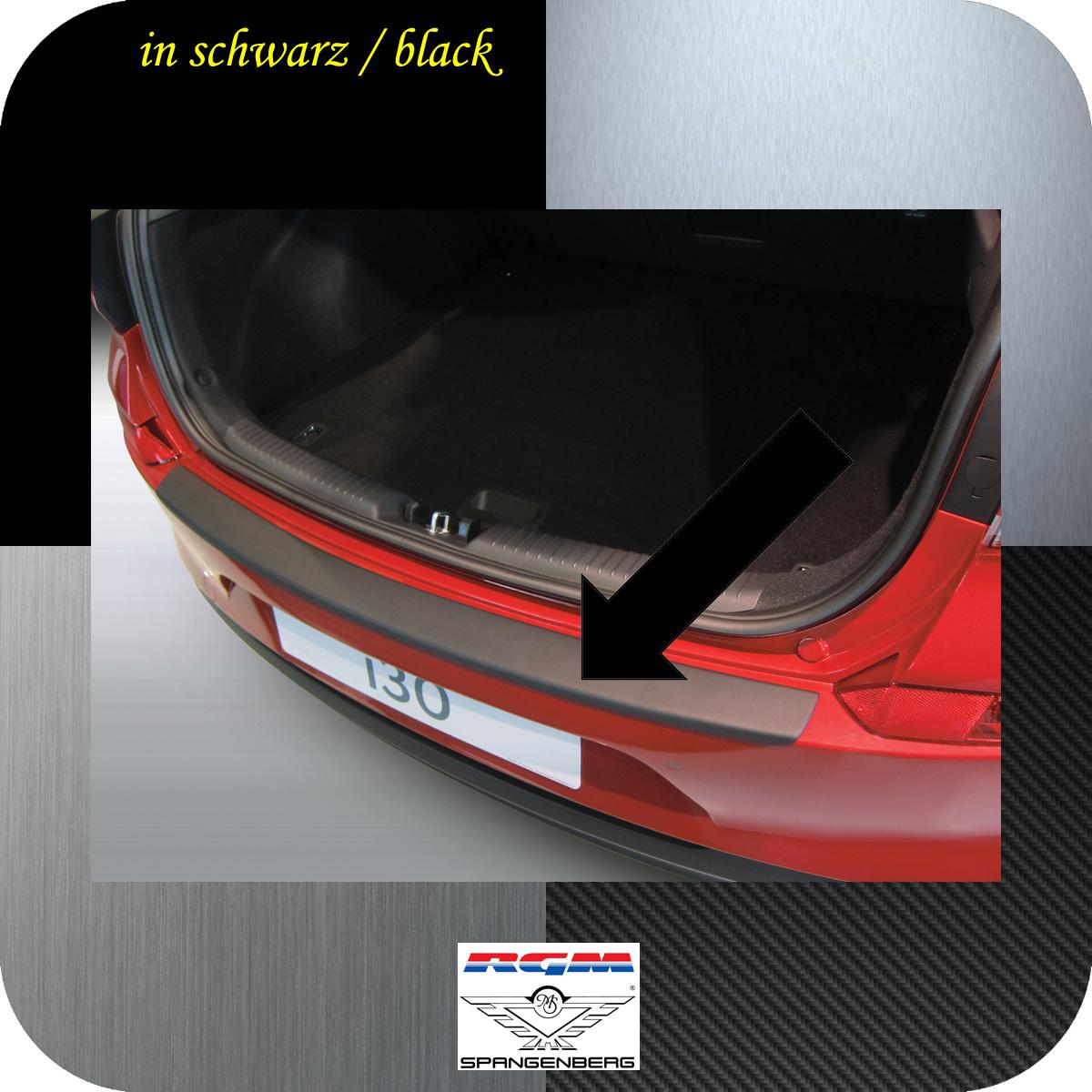 Ladekantenschutz schwarz Hyundai i30 5-Türer ab Baujahr 2017- 3500980