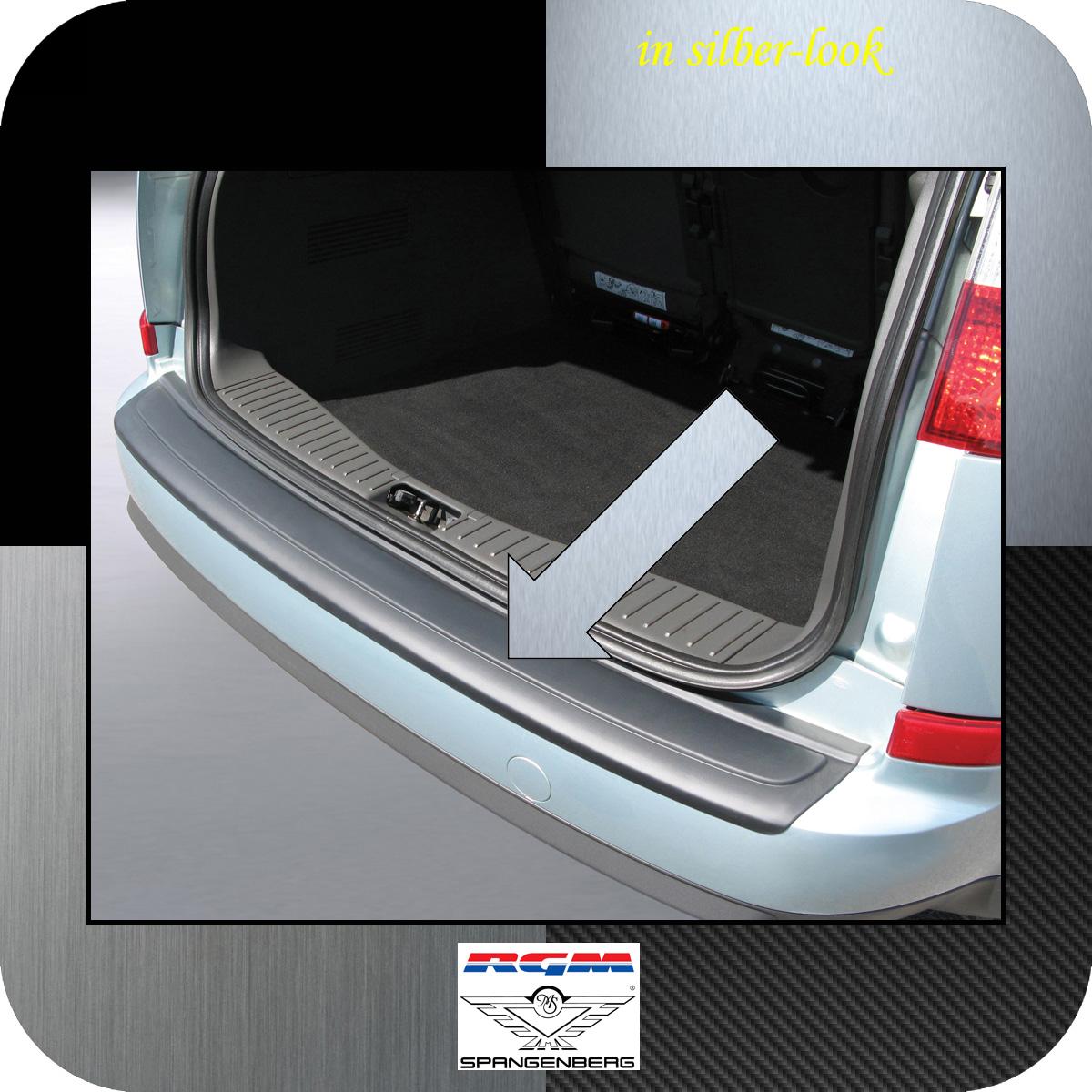 Ladekantenschutz Silber-Look Ford C-MAX I Van Kombi ab facelift 2007-10 3506175
