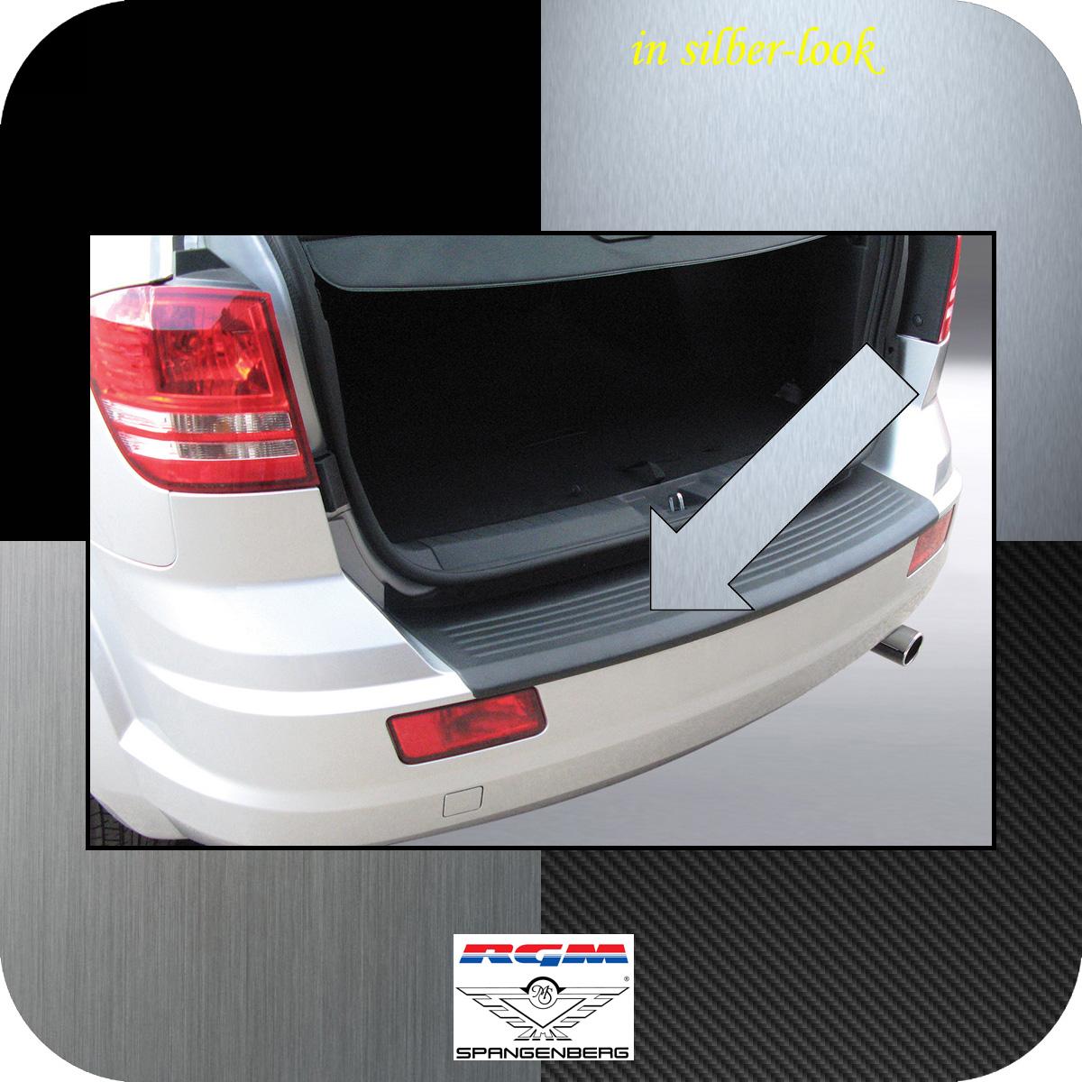 Ladekantenschutz Silber-Look Dodge Journey SUV vor facelift 2007-2011 3506267