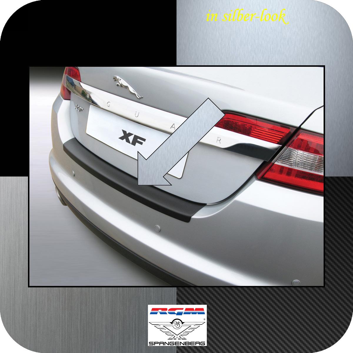 Ladekantenschutz Silber-Look Jaguar XF I X250 Limousine Baujahre 2008-15 3506392