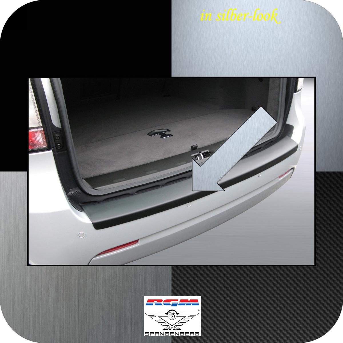 Ladekantenschutz Silber-Look Saab 9-3 II SportCombi vor facelift 2005-07 3506402