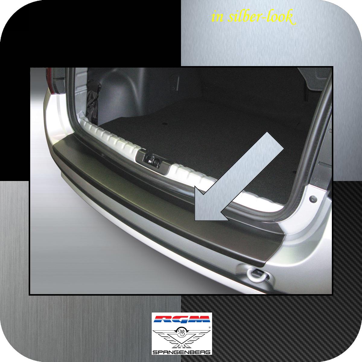 Ladekantenschutz Silber-Look Dacia Duster I SUV 1 Gen 5-Türer 2010-18 3506544