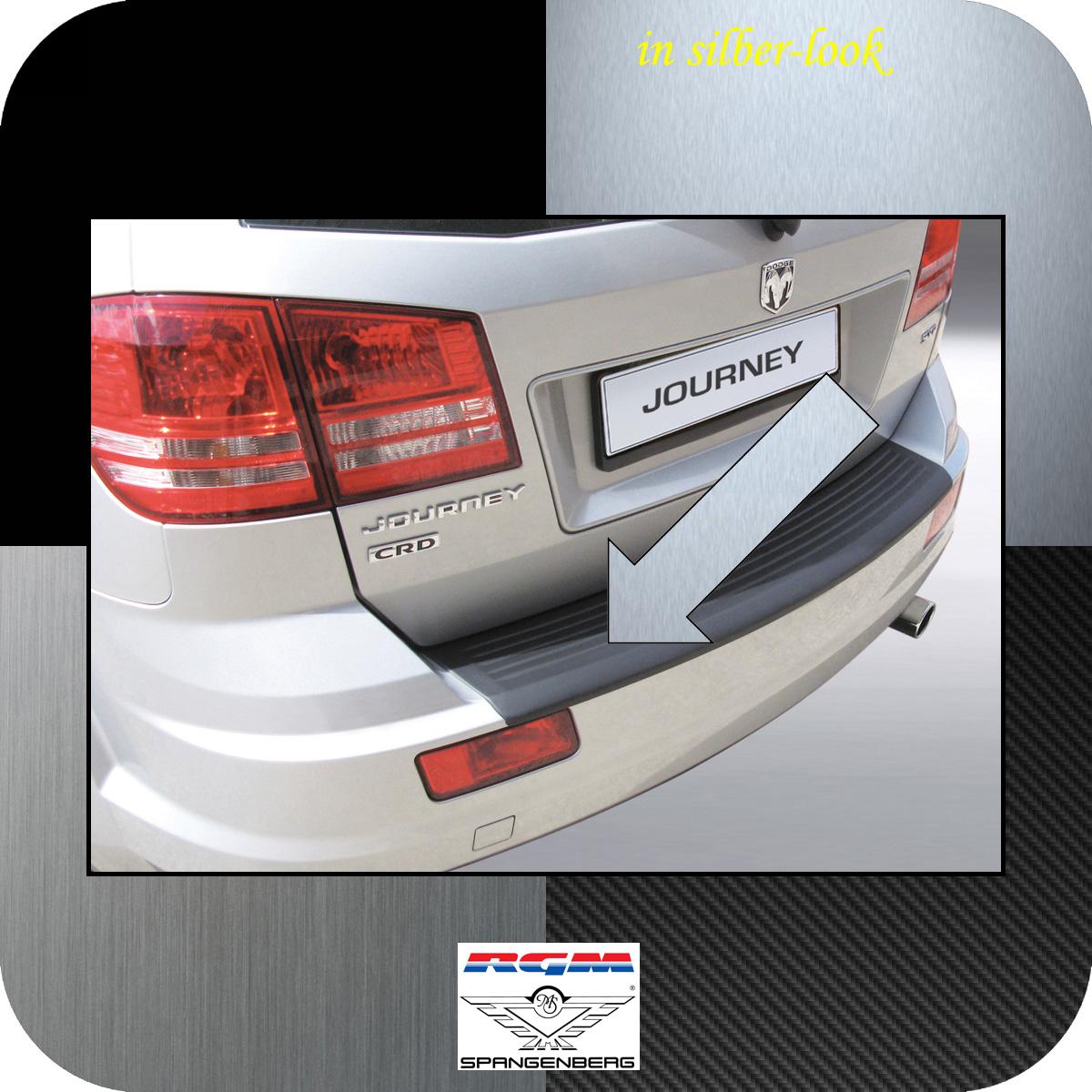 Ladekantenschutz Silber-Look Dodge Journey SUV ab facelift Baujahr 2011- 3506562