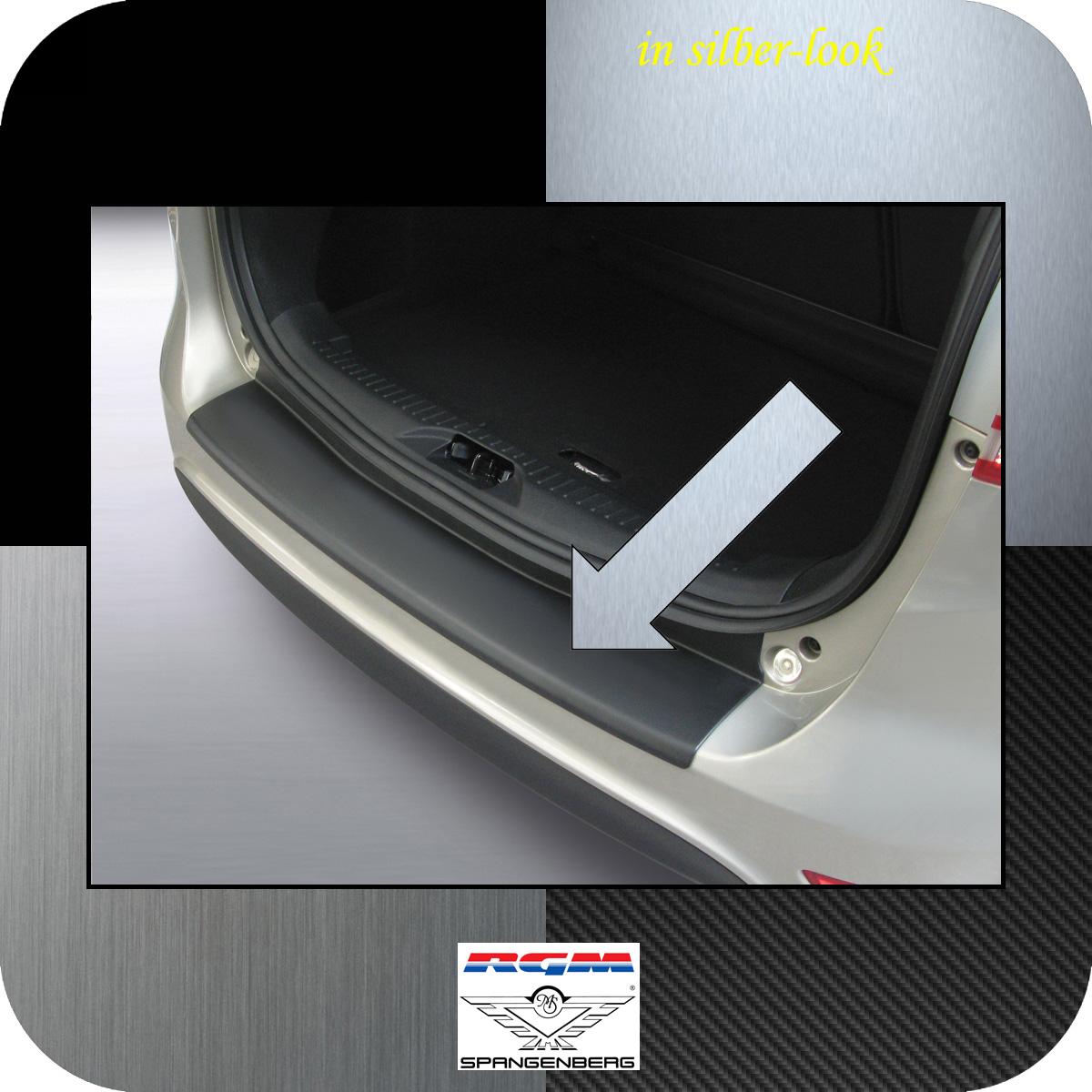 Ladekantenschutz Silber-Look Ford B-MAX Van Kombi Baujahre 2012-2017 3506584