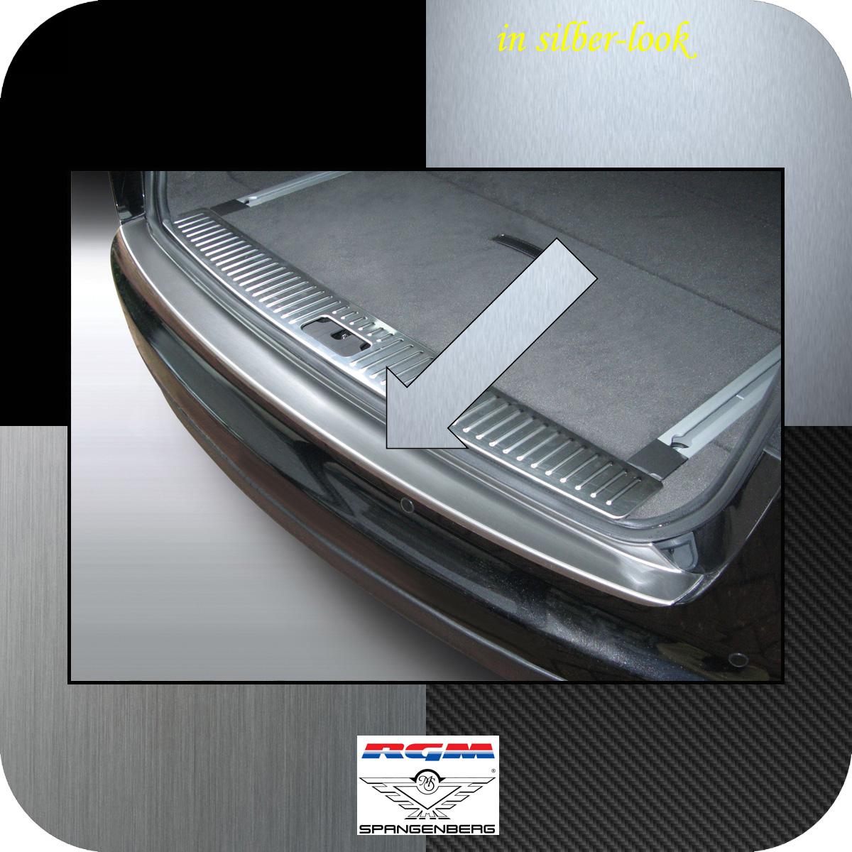Ladekantenschutz Silber-Look Jaguar XF Sportbrake I X250 Kombi 2012-2014 3506608