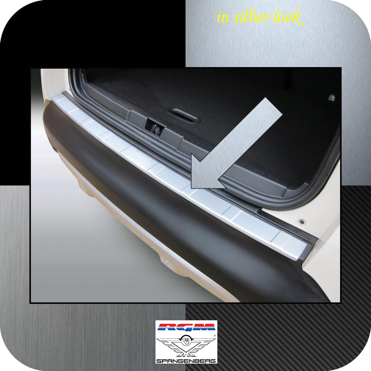 Ladekantenschutz Silber-Look Renault Captur Mini-SUV Schrägheck ab 2013- 3506793