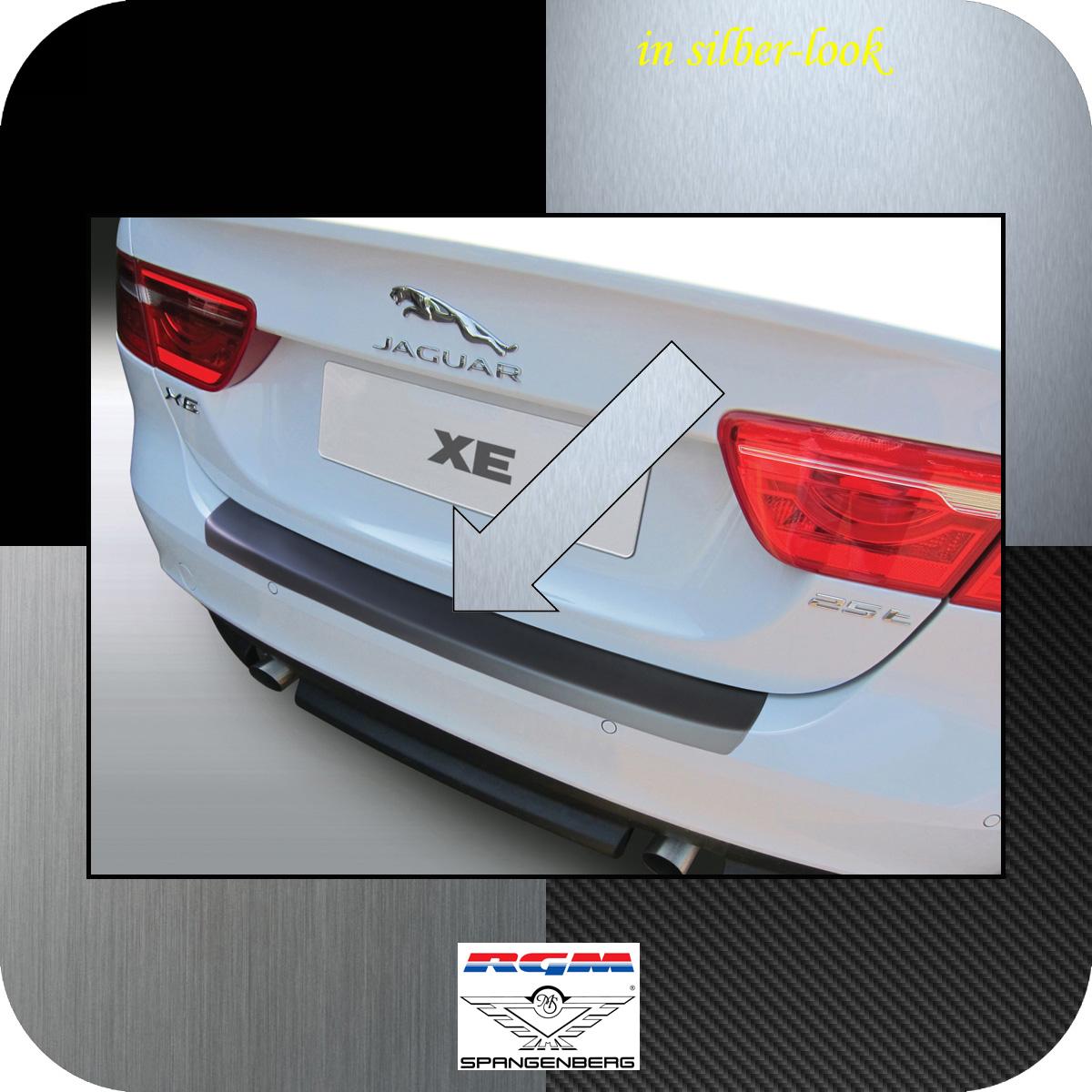 Ladekantenschutz Silber-Look Jaguar XE Limousine 4-Türer X760 ab 2015- 3506891