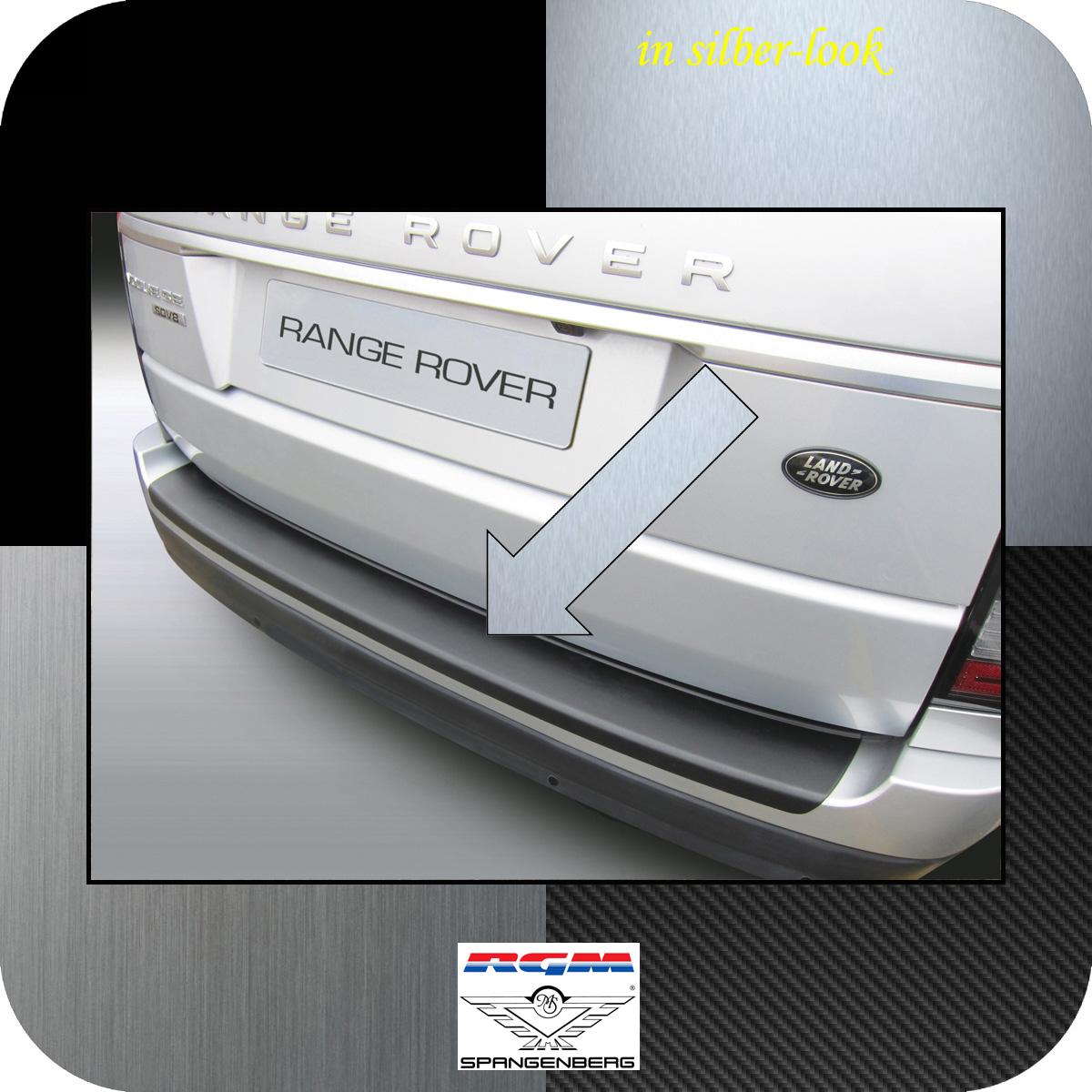 Ladekantenschutz Silber-Look Land Rover Range Rover IV Vogue ab 2012- 3506892
