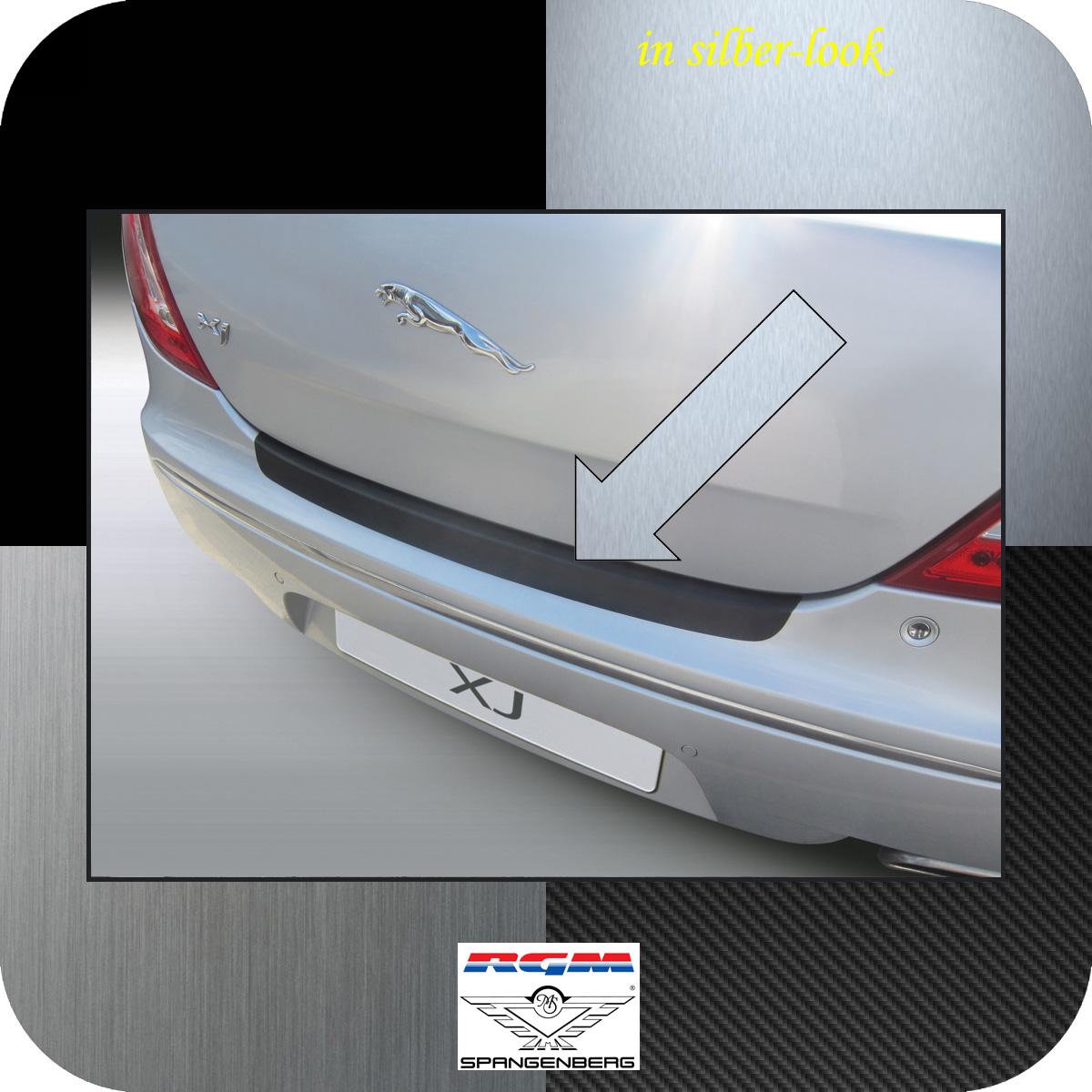 Ladekantenschutz Silber-Look Jaguar XJ Limousine 4-Türer ab Bj 2009- 3506954