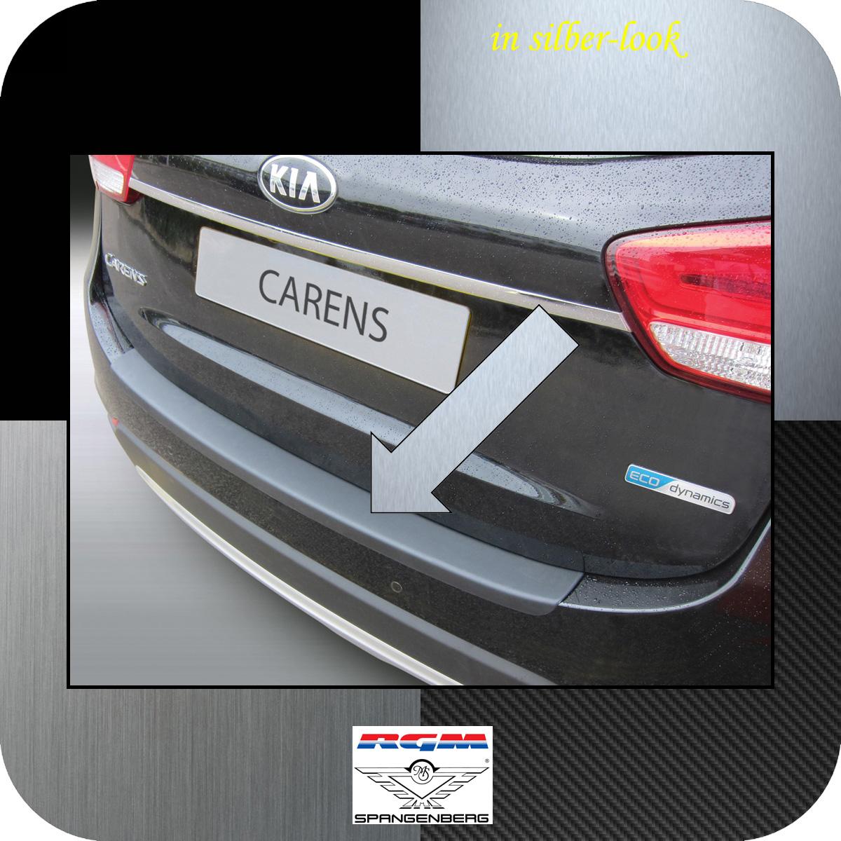 Ladekantenschutz Silber-Look Kia Carens IV Kombi ab 10.2016- 3506984