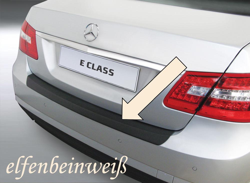 Taxi Ladekantenschutz elfenbeinweiß Mercedes E-Klasse W212 Limo 2009-13 3503490