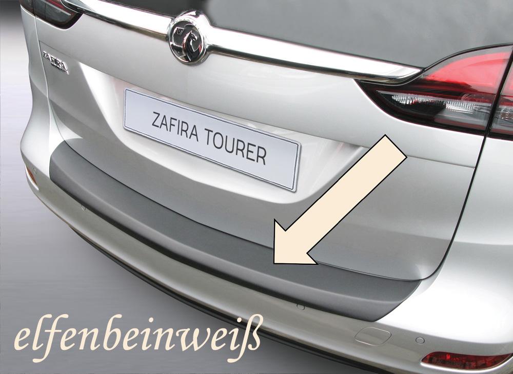 Taxi Ladekantenschutz elfenbeinweiß Opel Zafira Tourer C Kombi ab 2011- 3503557