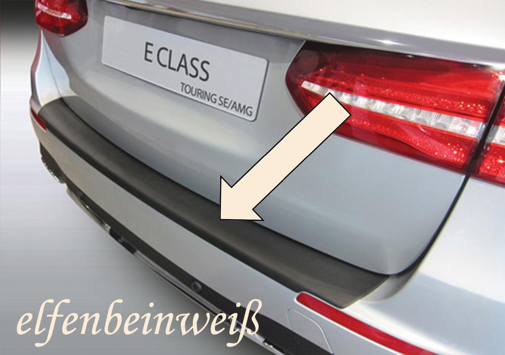 Taxi Ladekantenschutz elfenbeinweiß Mercedes E-Klasse T-Model S213 2016- 3503925