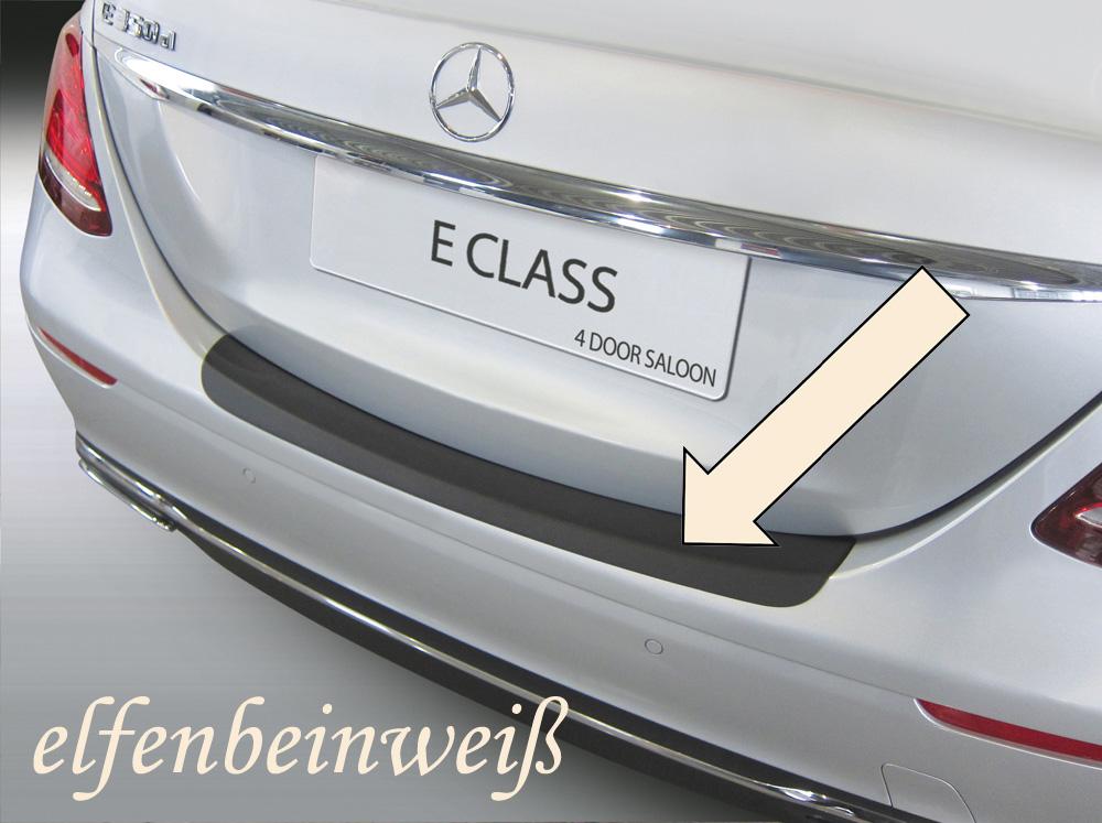 Taxi Ladekantenschutz elfenbeinweiß Mercedes E-Klasse W213 Limo ab 2016- 3503946