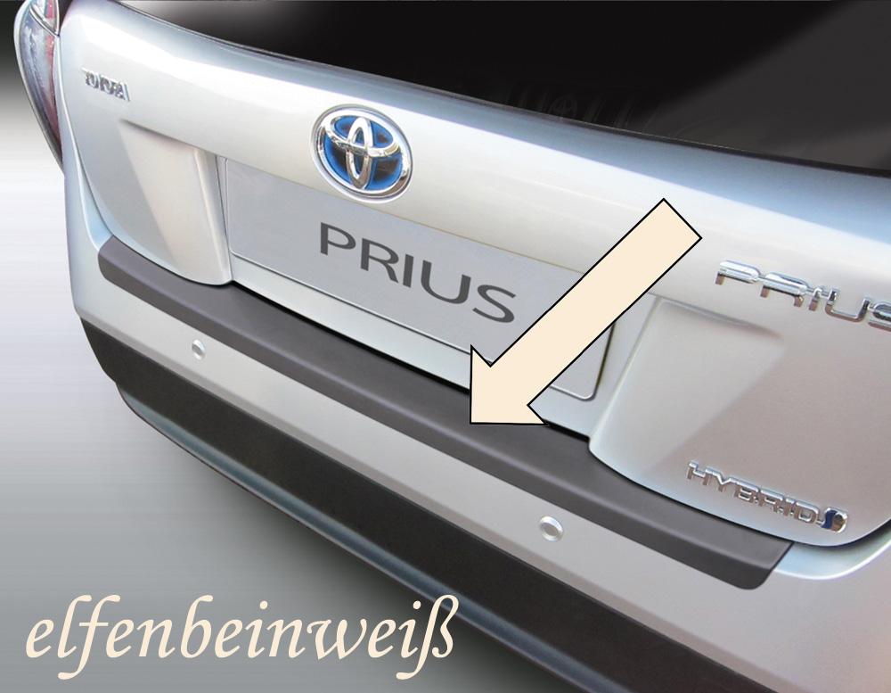 Taxi Ladekantenschutz elfenbeinweiß Toyota Prius IV Schrägheck ab 2015- 3503948